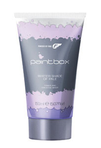 Paint Box White Shade of Pale